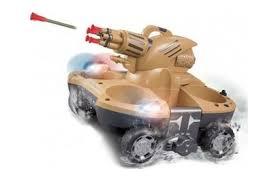 <b>Радиоуправляемый танк-амфибия YED</b> Amphibious with Shooting ...