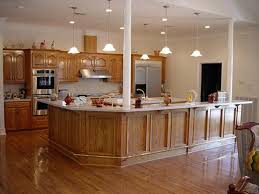 kitchen design cabinets traditional light: image of kitchen design with light oak cabinets
