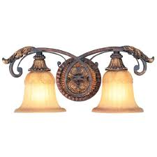 livex lighting 8552 63 villa verona 2 light verona bronze finish vanity bath with aged cheap rustic lighting