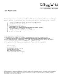 business reference letter mba recommendation examples my format it