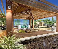 cool patio gazebo ideas design that will make you awe struck for small home decor inspiration architecture awesome modern outdoor patio design idea