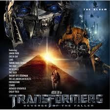 CD-диск Сборник Медиа <b>Transformers</b> 2:<b>OST</b> - характеристики ...