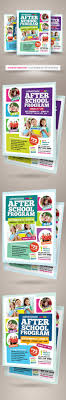 after school program flyer templates on behance after school program flyer templates are a design template created for on graphic river more info of the templates and how to get the sourcefiles can