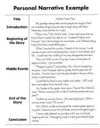 introduction to a narrative essay examples how to write a autobiographical narrative essay example atsl my ip mepersonal narrative essay sample how to write narrative essay