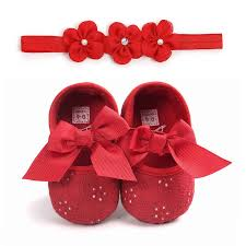 2019 Baby <b>Girl Shoes</b> Party <b>Princess Bowknot</b> First Walkers <b>Toddler</b> ...