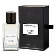 Authentic <b>Cypress Cedar</b> by <b>Banana Republic</b>, 2.5 oz Eau De ...