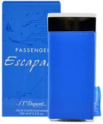 <b>ST Dupont Passenger Escapade</b> Eau De Toilette Pour Homme ,100 ml