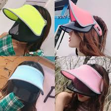 Super Deal #f6c0 - <b>2019 Unisex</b> Summer UV Protection Visor ...