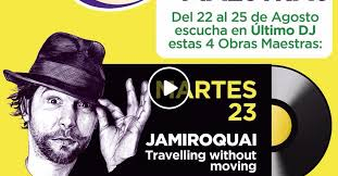 Obras Maestras - Episodio 2: <b>Jamiroquai</b> - <b>Travelling</b> Without Moving
