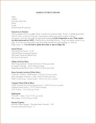 resume teardown revision resume for law student internship    sample