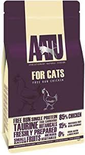 <b>AATU</b> 85/15 Dry <b>Cat</b> Food, <b>Chicken</b>, High Protein, Grain Free ...
