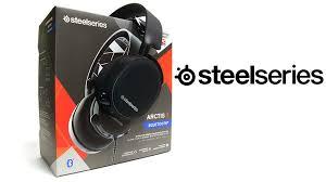 Обзор <b>SteelSeries Arctis 3</b> Bluetooth