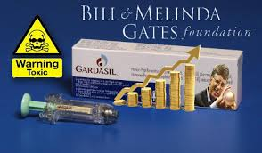 Image result for Bill gates india vaccinating