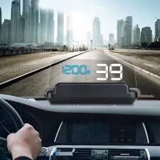 T900 Car GPS HUD Virtual HD Reflection Board Head ... - SUNSKY
