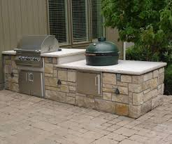 modular bbq outdoor kitchen