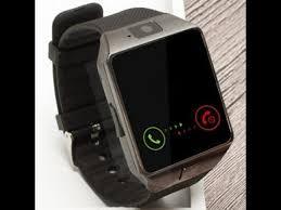 Умные часы Smart Watch DZ09 - обзор смарт часы телефон ...