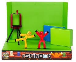 <b>Игровой набор</b> Zing <b>Stikbot</b> Анимационная студия ... — купить по ...
