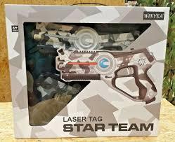 Лазертаг Спектр <b>Star</b> Team работает от батареек — купить с ...