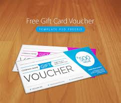 gift card voucher template psd bie co