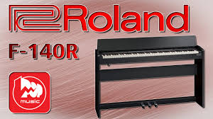 <b>ROLAND</b> F-140R - Какое <b>цифровое пианино</b> купить для дома ...