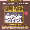 Exitos de Oro de los Panchos, Vol. 3