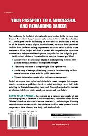 opportunities in nutrition careers opportunities inâ ¦series opportunities in nutrition careers opportunities inâ ¦series carol caldwell 9780071438469 amazon com books