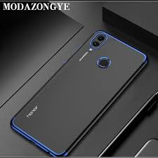 Honor 8C Case Huawei <b>Honor 8C Case 6.26</b> Luxury Silicone Soft ...