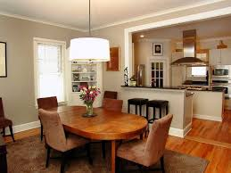 Open Kitchen And Dining Room Designs Kitchen And Dining Room Design Well Open Kitchen To Dining Room