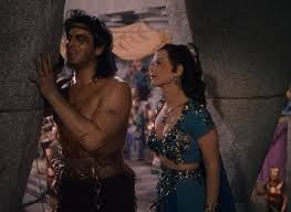 Image result for posters for 1949 samson and delilah