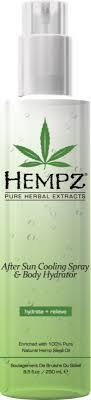 <b>Hempz After Sun Cooling</b> Gel & Body Hydrator | Ulta Beauty