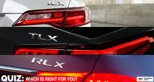 Acura Dealer Mn White Bear Acura Quiz Which Sedan Is Right For You