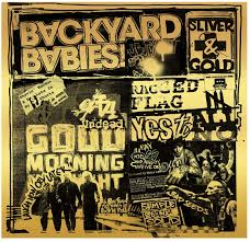 Album Review: <b>Backyard Babies</b> - <b>Silver</b> & Gold
