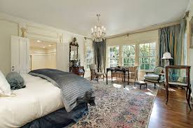 big master bedrooms couch bedroom fireplace: master bedroom in luxury home with sitting room