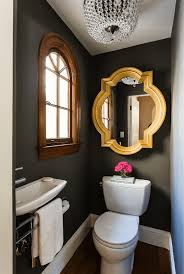 mirrors brilliant bathroom decoration long  unique gold mirror