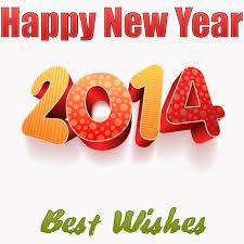 GAMBAR Ucapan Selamat Tahun Baru 2014 Indah Lucu Unik