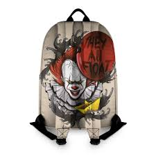 <b>Рюкзак 3D</b> Пеннивайз #3295578 – <b>рюкзаки</b> с принтами в Москве ...