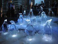Лёд: лучшие изображения (31) | Лед, Ледяные скульптуры и ...