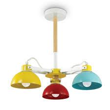 <b>Потолочная люстра Ideal Lux</b> Titti PL3 — купить в интернет ...