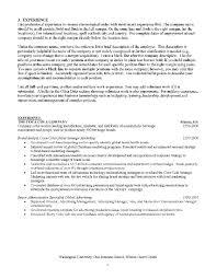 mba internship resume sample mba internship cv studychacha
