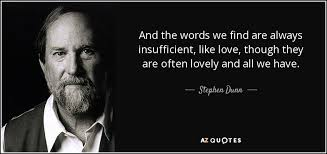 TOP 24 QUOTES BY STEPHEN DUNN | A-Z Quotes