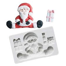 Joinor 3D <b>Christmas Santa Claus Silicone</b>- Buy Online in Jamaica at ...