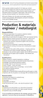 career job posting as pdf