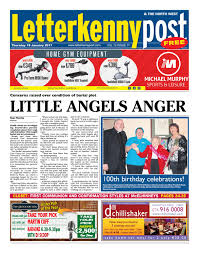 Letterkenny Post 19 01 17 By River Media Newspapers Issuu