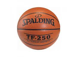 Купить <b>мяч баскетбольный Spalding</b> TF-250, Оранжевый по цене ...