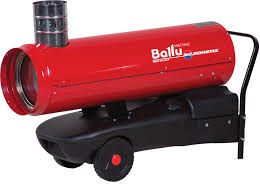 Теплогенератор мобильный дизельный <b>Ballu</b>-<b>Biemmedue</b> EC 22 ...