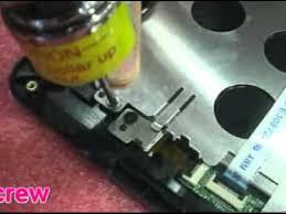 Disassemble MSI X460 X460DX <b>MS 1491</b> N0E1 - YouTube