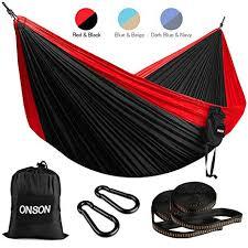 ONSON Camping Hammock, Lightweight Nylon ... - Amazon.com