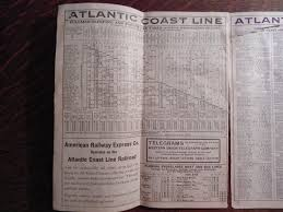 the history girl atlantic coast line time tables
