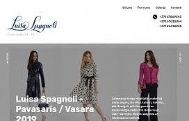 <b>Luisa Spagnoli</b>, Caractere, магазин итальянской женской одежды ...