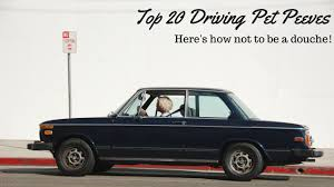 top driving pet peeves you need to stop doing enjoy bies top 20 driving pet peeves you need to stop doing